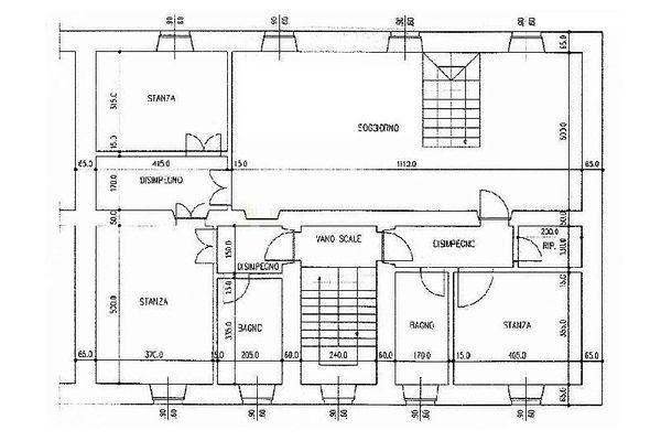 Immagine n0 - Planimetria - Piano Quarto - Asta 5854