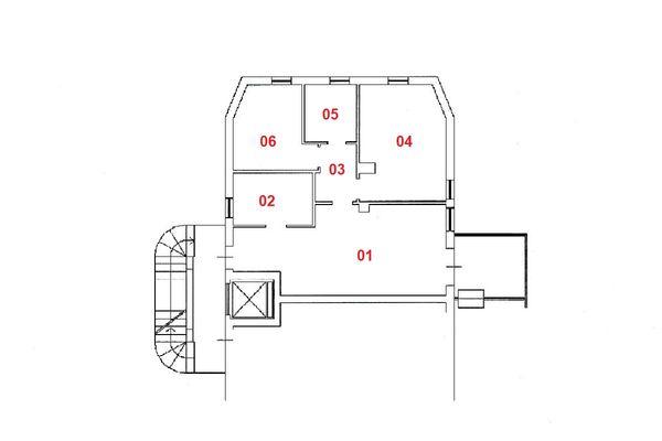 Immagine n0 - Planimetria - Piano primo - Asta 5910
