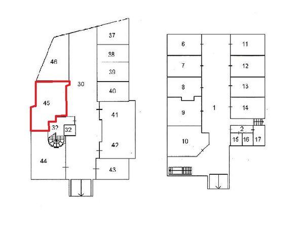 Immagine n0 - Planimetria - Localizzazione P. Interrato - Asta 5910