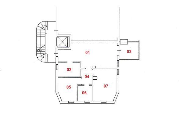 Immagine n0 - Planimetria - Piano primo - Asta 5911