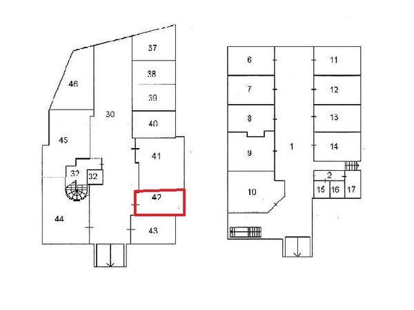 Immagine n0 - Planimetria - Localizzazione P. Interrato - Asta 5911