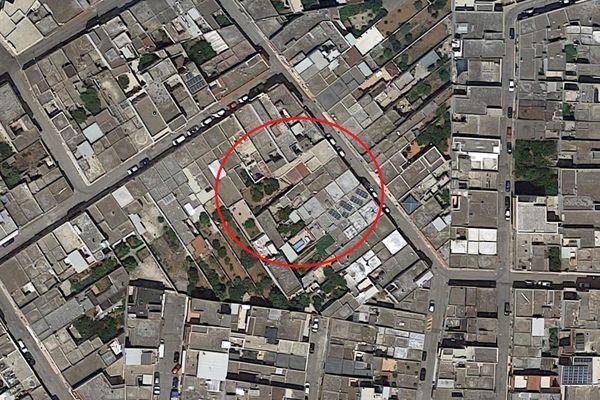Immagine n0 - Planimetria - Vista aerea - Asta 5913