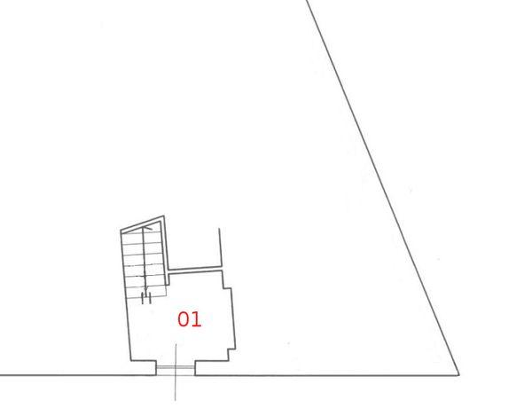 Immagine n0 - Planimetria - Piano terra - Asta 596
