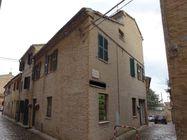 Immagine n0 - Porzione di bifamiliare in centro storico - Asta 596