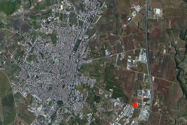 Immagine n0 - Planimetria - Vista aerea - Asta 597