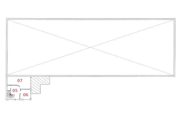 Immagine n2 - Planimetria - Piano primo - Asta 599