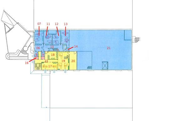 Immagine n15 - Planimetria - Piano primo - Asta 600