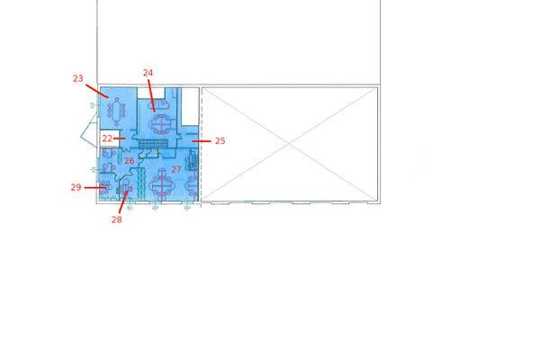 Immagine n7 - Planimetria - Piano secondo - Asta 600