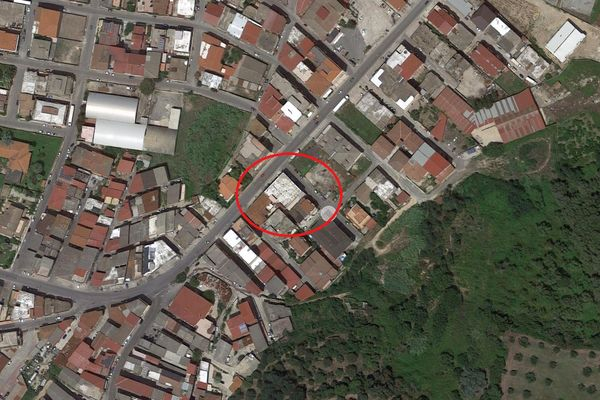 Immagine n0 - Planimetria - Vista aerea - Asta 6099