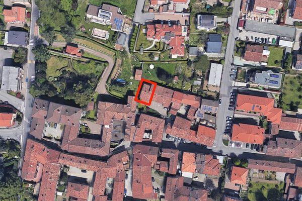 Immagine n0 - Planimetria - Vista aerea - Asta 6113