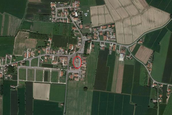 Immagine n0 - Planimetry - Aerial view - Asta 6160