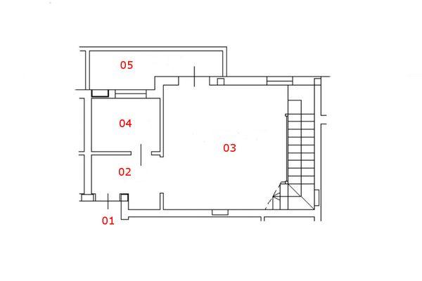Immagine n0 - Planimetria - Piano primo - Asta 6163