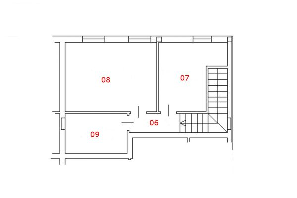 Immagine n0 - Planimetria - Piano secondo - Asta 6163