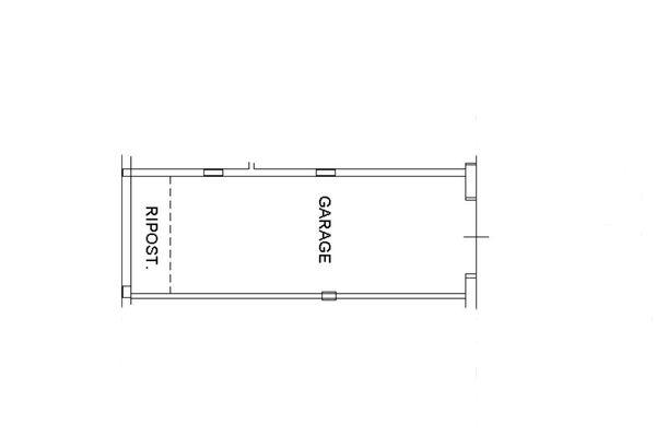 Immagine n0 - Planimetria - Garages - Asta 6163