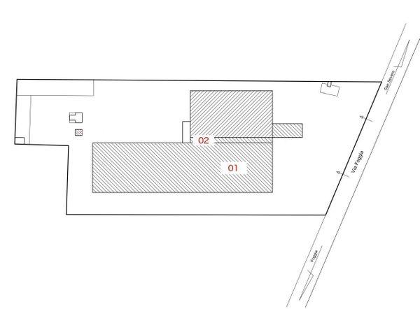 Immagine n1 - Planimetria - Piano terra - Asta 620