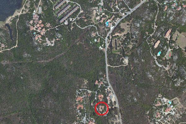Immagine n0 - Planimetria - Vista aerea - Asta 625
