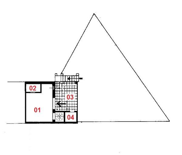 Immagine n3 - Planimetria - Piano terra - Asta 625