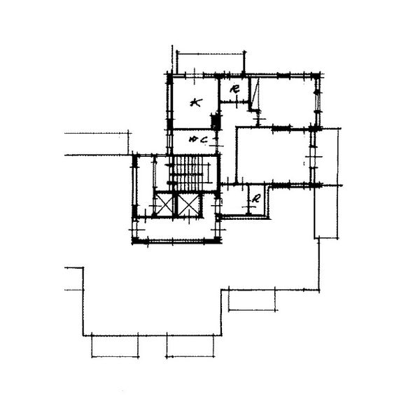 Immagine n1 - Planimetry - Fifth floor - Asta 6284