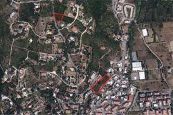 QUOTA ½ di n. 4 terreni edificabili