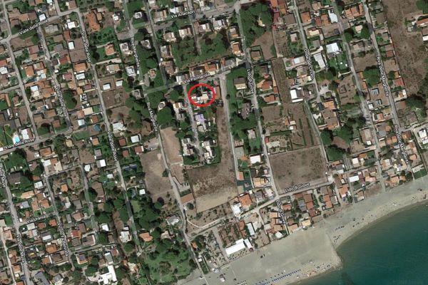 Immagine n0 - Planimetria - Vista aerea - Asta 6336
