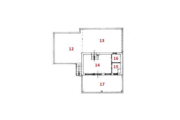 Immagine n0 - Planimetria - Piano secondo - Asta 6336