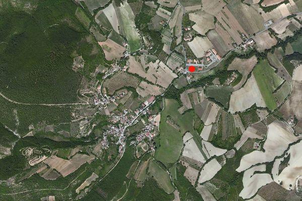 Immagine n0 - Planimetria - Vista aerea - Asta 635