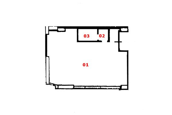 Immagine n0 - Planimetry - Ground floor - Asta 6362