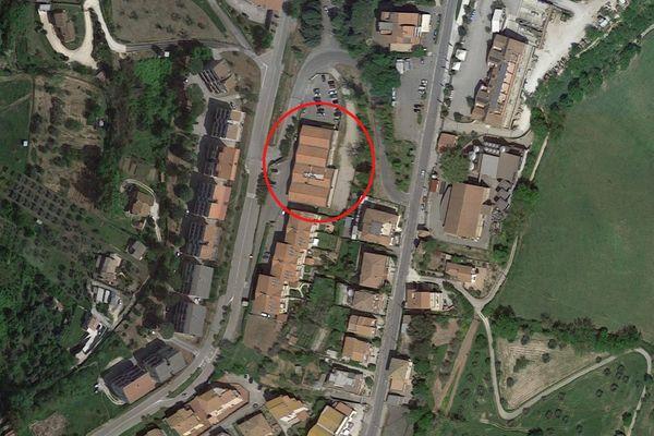 Immagine n0 - Planimetria - Vista aerea - Asta 6366
