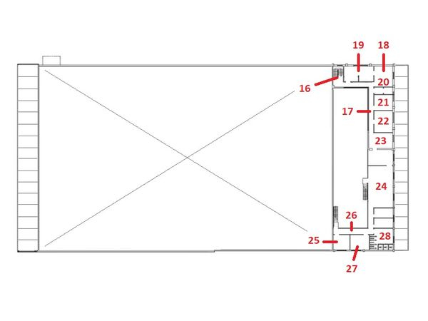 Immagine n0 - Planimetria - Piano primo - Asta 6372