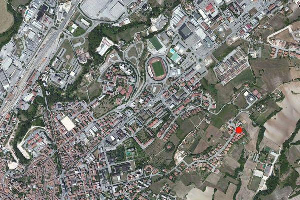 Immagine n0 - Planimetria - Vista aerea - Asta 638