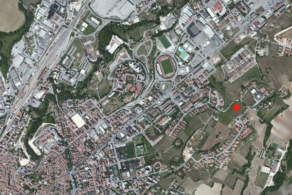 Immagine n0 - Planimetria - Vista aerea - Asta 639
