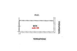 Garage al piano interrato (sub 65) - Lotto 6394 (Asta 6394)