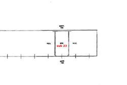 Box auto in cortile residenziale (sub 23) - Lotto 6395 (Asta 6395)