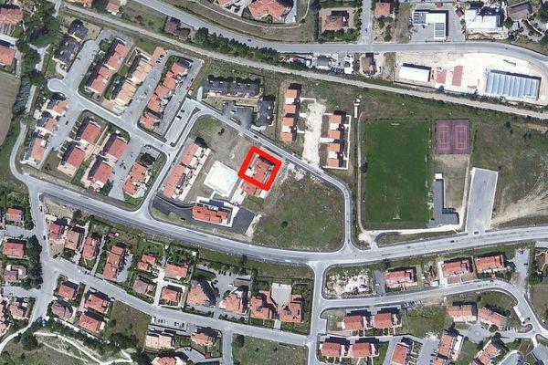 Immagine n0 - Planimetria - Vista aerea - Asta 641