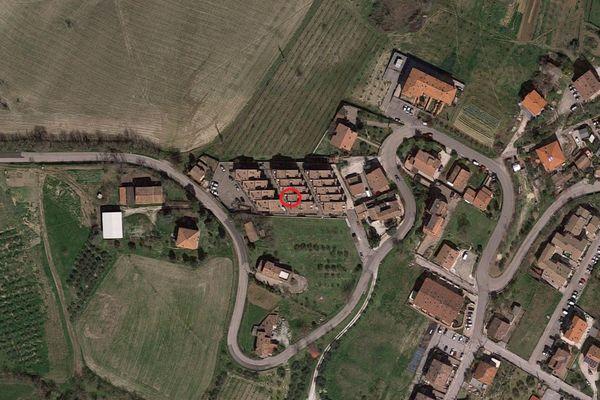 Immagine n0 - Planimetria - Vista aerea - Asta 6412