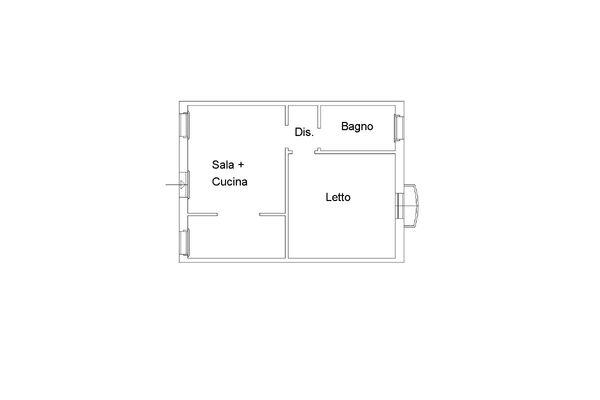 Immagine n0 - Planimetria - Piano primo - Asta 6435