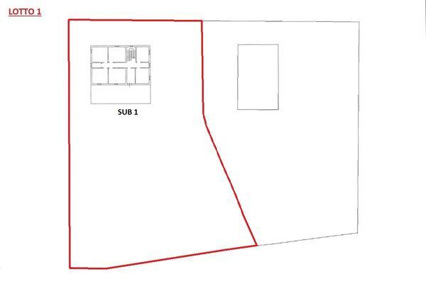 Immagine n2 - Planimetria - Piano primo - Asta 6436