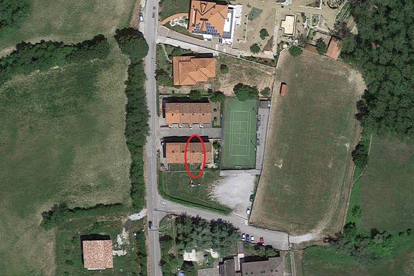 Immagine n1 - Planimetria - Vista aerea - Asta 6467