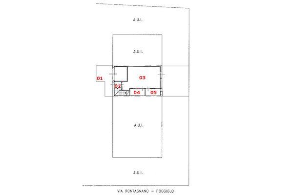 Immagine n0 - Planimetria - Piano terra - Asta 6467