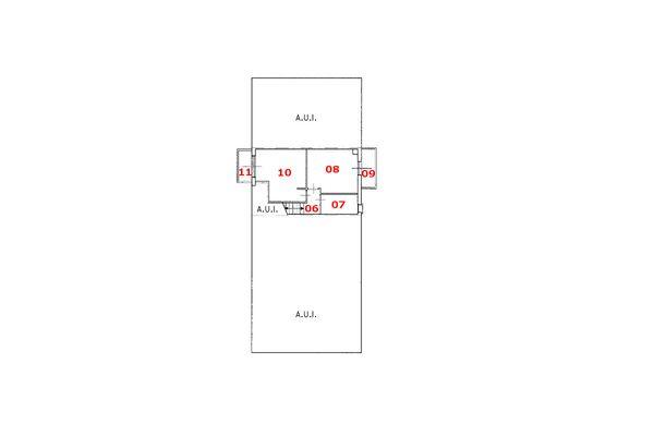 Immagine n0 - Planimetria - Piano primo - Asta 6467