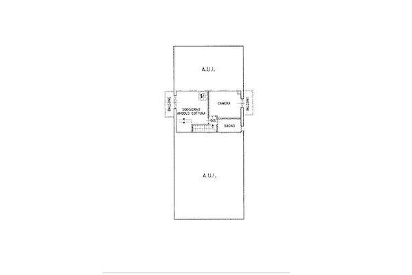 Immagine n0 - Planimetria - Piano secondo - Asta 6468