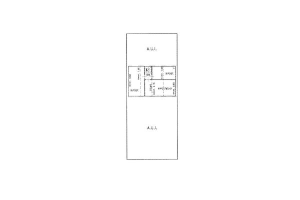 Immagine n0 - Planimetria - Piano terzo - Asta 6468