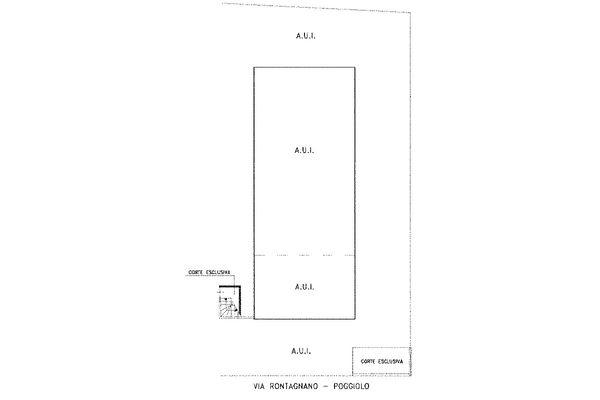 Immagine n1 - Planimetria - Piano terra - Asta 6470