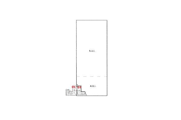 Immagine n2 - Planimetria - Piano primo - Asta 6470