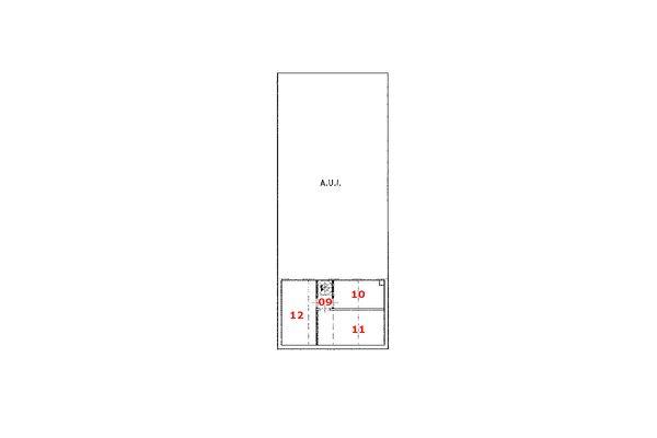 Immagine n0 - Planimetria - Piano terzo - Asta 6470