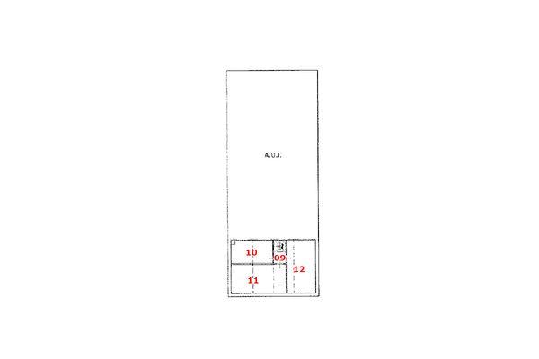 Immagine n0 - Planimetria - Piano terzo - Asta 6472