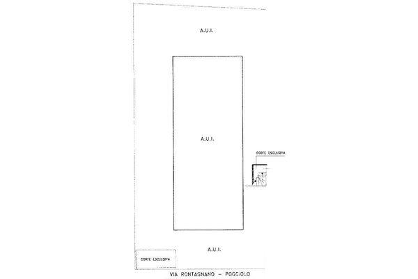Immagine n1 - Planimetria - Piano terra - Asta 6474