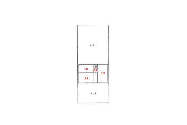 Immagine n0 - Planimetria - Piano terzo - Asta 6474