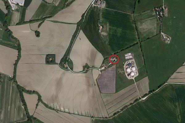 Immagine n0 - Planimetry - Aerial view - Asta 6503