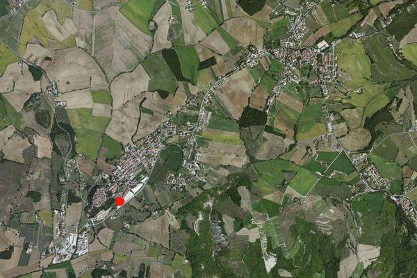 Immagine n0 - Planimetria - Vista aerea - Asta 651